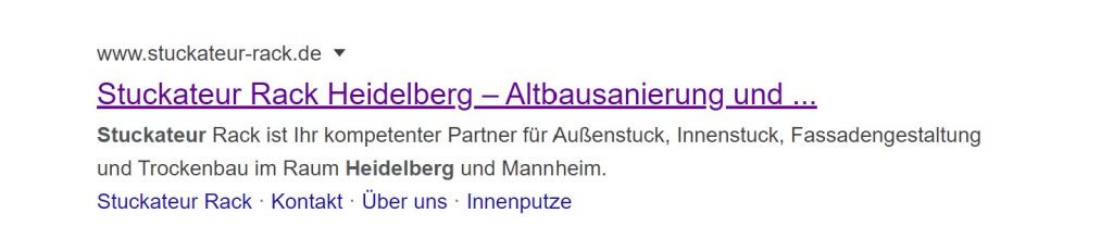 title tag optimierung für lokales SEO